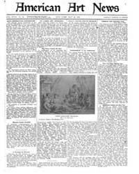 American Art News : 1920 Vol. 18 No. 31 ... Volume Vol. 18 by Esterow, Milton